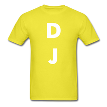 Load image into Gallery viewer, DJ - yellow