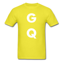 Load image into Gallery viewer, GQ - yellow