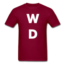 Load image into Gallery viewer, WD - burgundy