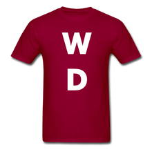 Load image into Gallery viewer, WD - dark red