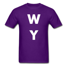 Load image into Gallery viewer, WY - purple