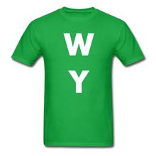 Load image into Gallery viewer, WY - bright green