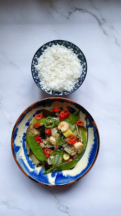 Rush Hour Chicken Green Curry
