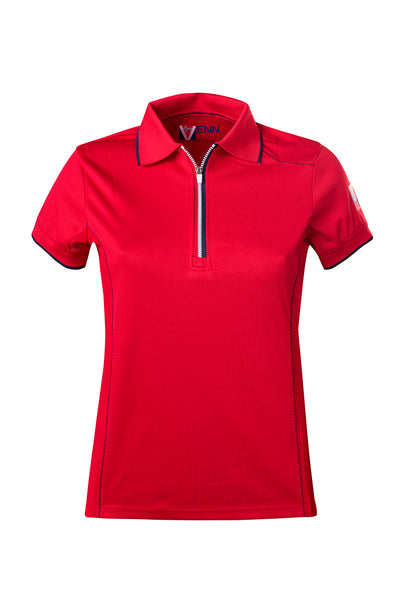 Polo Damen Classic, Chili Pepper