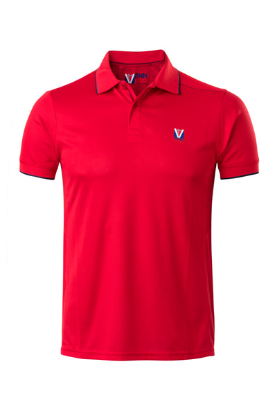 Polo Herren, Chili Pepper