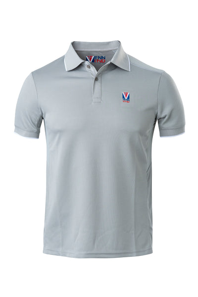 Polo Herren, Ghost Grey