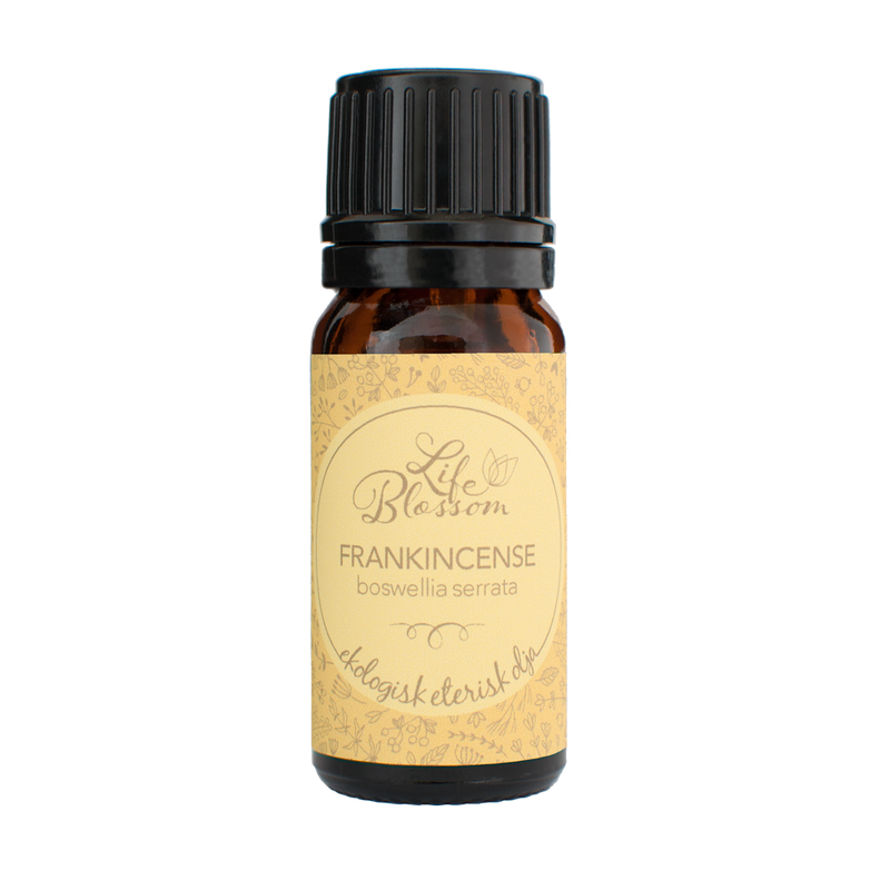 FRANKINCENSE ETERISK OLJA EKO - 10ml