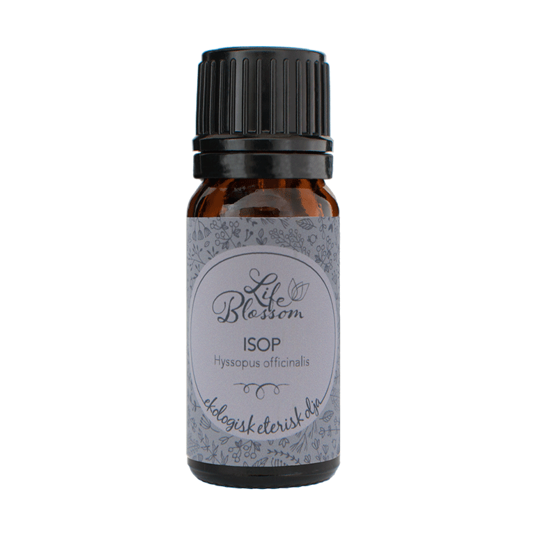 ISOP ETERISK OLJA EKO - 10ml