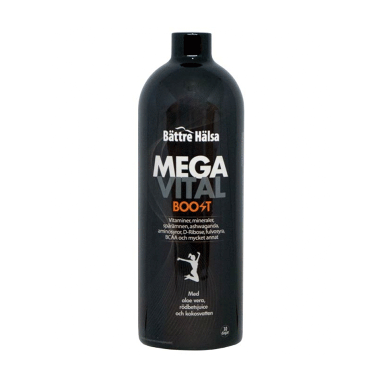 Mega Vital Boost -900ml