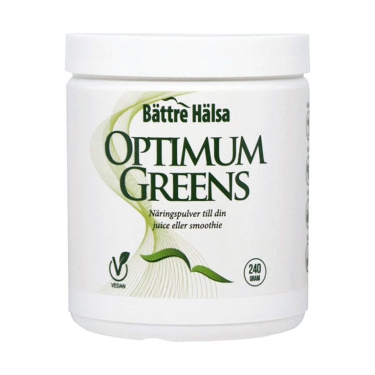 Optimum Greens -240g