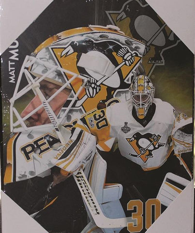 Matt Murray Plaque