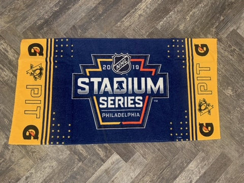 Stadium Series Towels - 2019 Stadium Series vs. Flyers