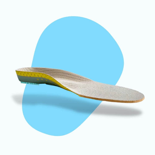 alpha pes comfortable cushioned insoles for plantar fasciitis arch support
