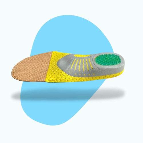alpha pes comfortable cushioned insoles for plantar fasciitis arch suppor