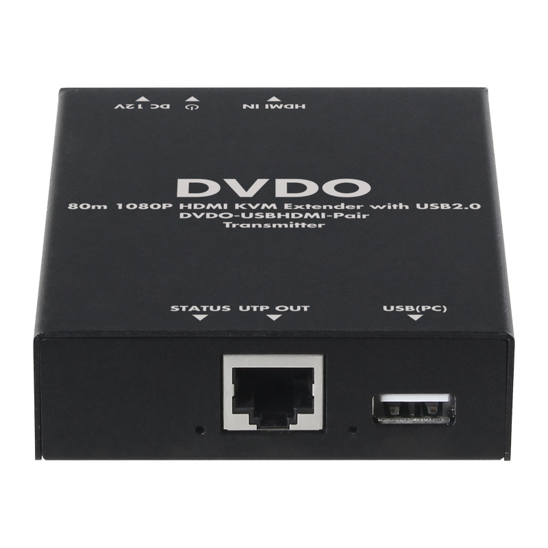 HDMI 1080p and USB 2.0 over Ethernet (80M)