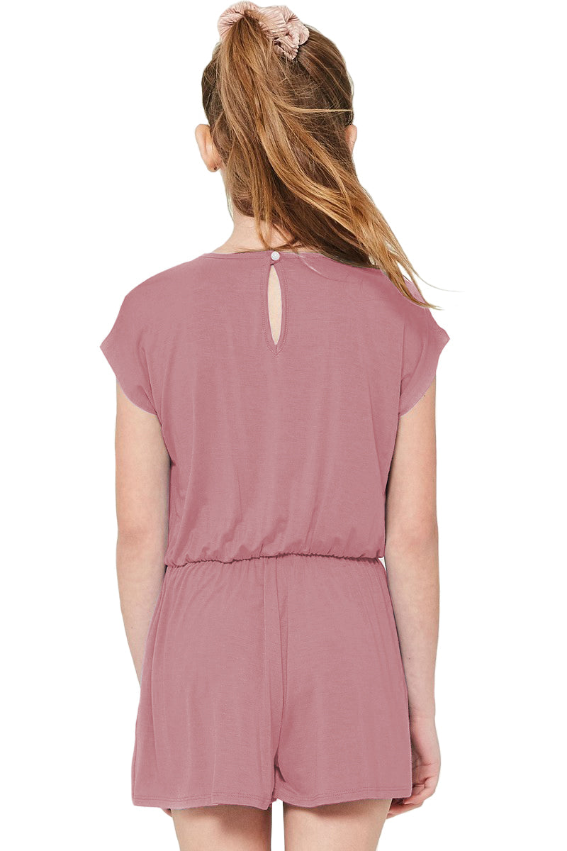 Dolma Romper with Pockets
