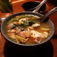 Tom Yum Clear Snapper Soup