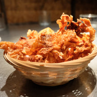 Crispy Chicken Skin