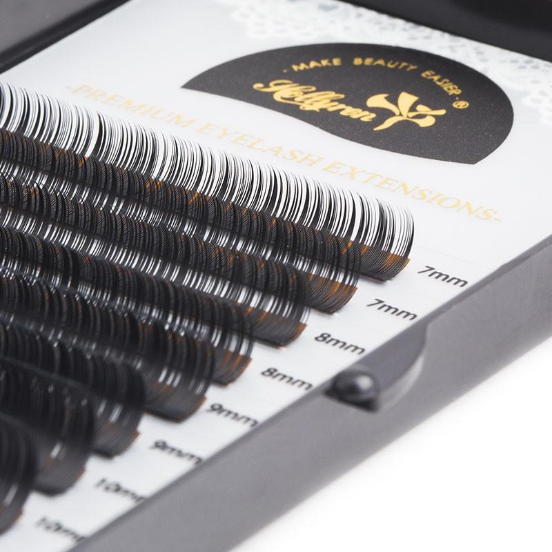 Eyelash extensions B 0.15 6mm