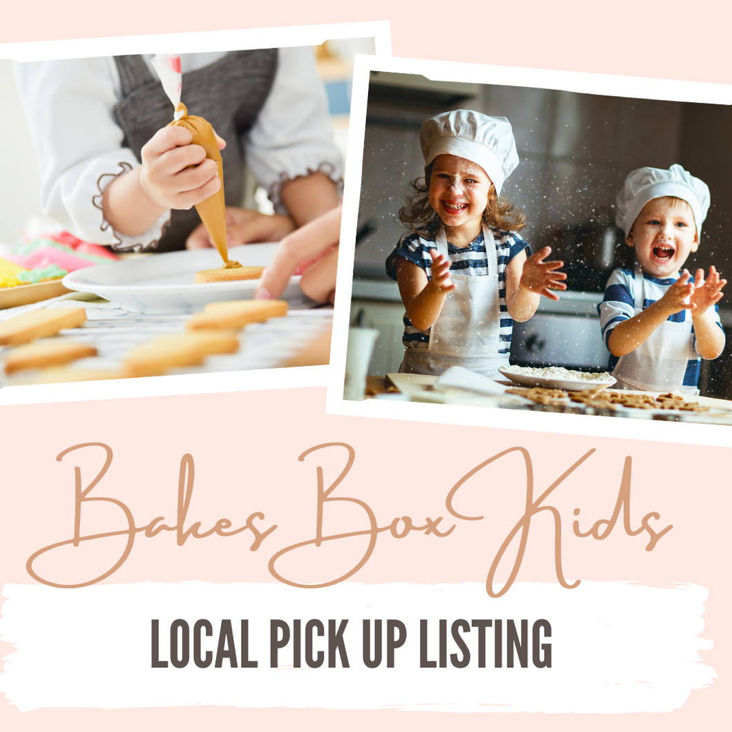 Bakes Box Kids Subscription Box (LOCAL PICK UP ONLY)