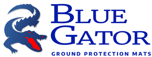 Blue Gator Ground Protetction Mats