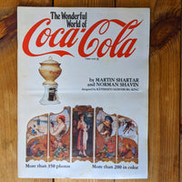 The Wonderful World of Coca-Cola by Martin Shartar & Norman Shavin 1979 Booklet