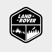 Land Rover Adventure Sticker-0