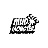 Mud Monster Sticker-0