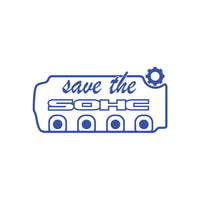 Save The Sohc Sticker