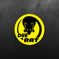 JDM Dup Rat Sticker