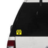 Caution Drifter Sticker