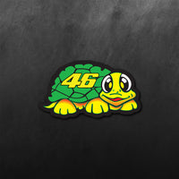 The Doctor Turtle Sticker