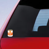 Aero Shell Oil Sticker