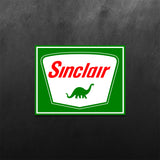 Sinclair Sticker