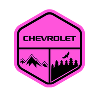 Chevrolet Adventure Sticker -0