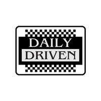 JDM Daily Driven Sticker-0