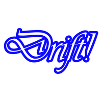 Graffiti Drift Sticker-0