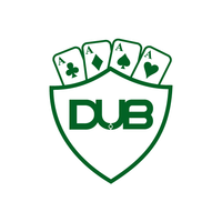 Dub Card Shild Sticker-0