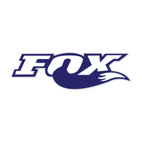 Fox Logo Sticker-0