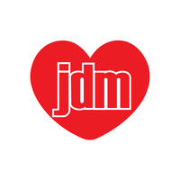 JDM Heart Love in JDM Sticker-0