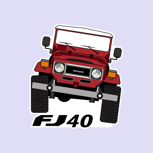 FJ Cruiser Sticker-0