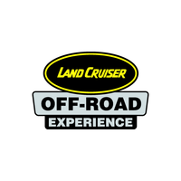 Off Road Experience LANDCRUISER Sticker-0
