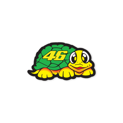 The Doctor Turtle Sticker-0