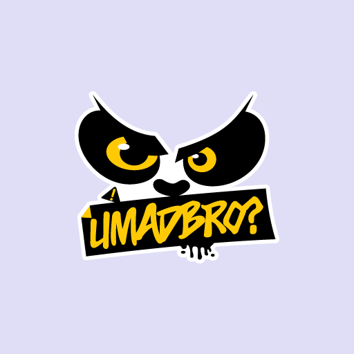 JDM Umadbro Sticker-0
