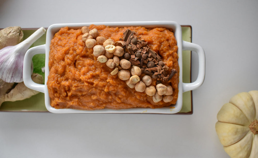 Pumpkin Potato Mash