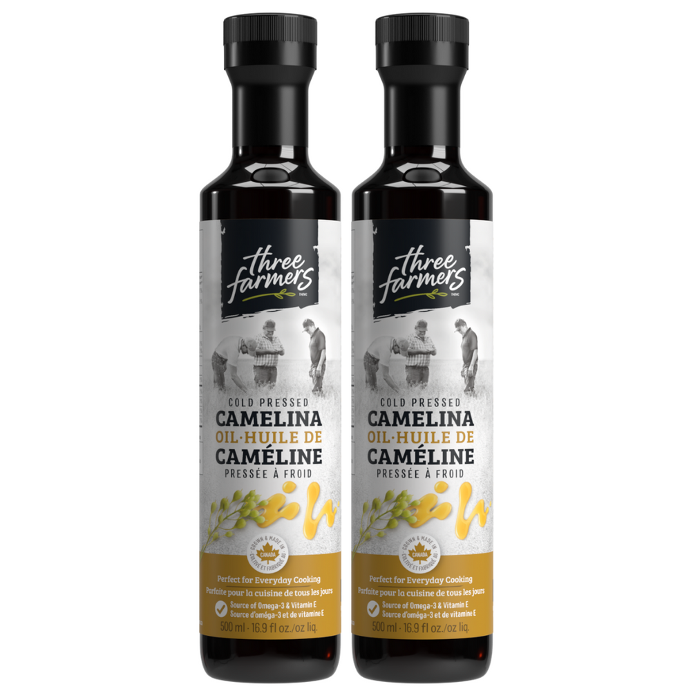 Original Camelina Oil (2x500mL)