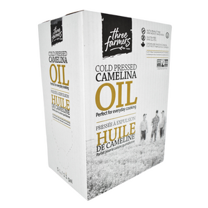 Original Camelina Oil - Bag in a Box Bulk (5L)