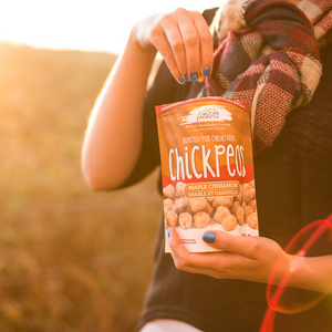 Load image into Gallery viewer, Maple Cinnamon Roasted Chickpeas - ONLY FOR A LIMITED TIME