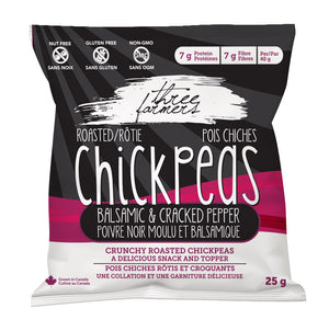 Roasted Chickpea Snack Packs - 12 x 25g