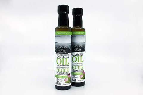 Roasted Onion & Basil Camelina Oil